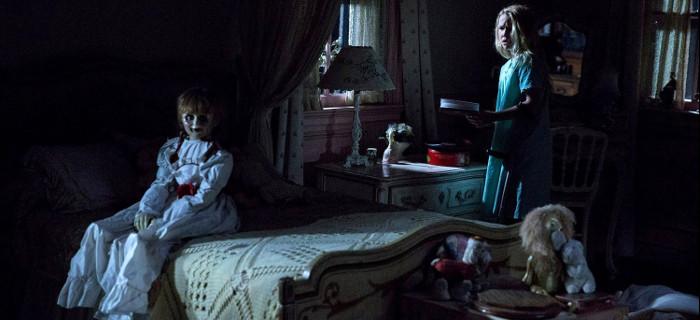 Lato w kinie - Annabelle: Narodziny zła
