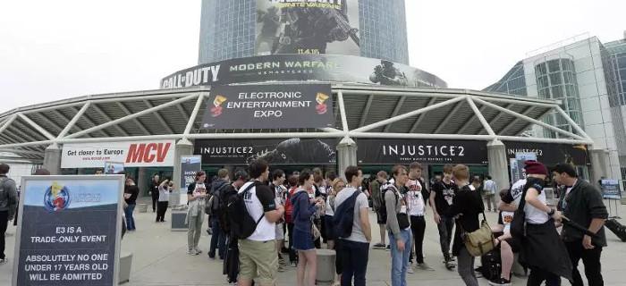 E3 - Convention Center