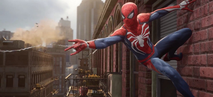 E3 - Spider-Man
