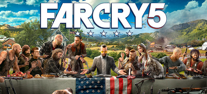E3 - Far Cry 5