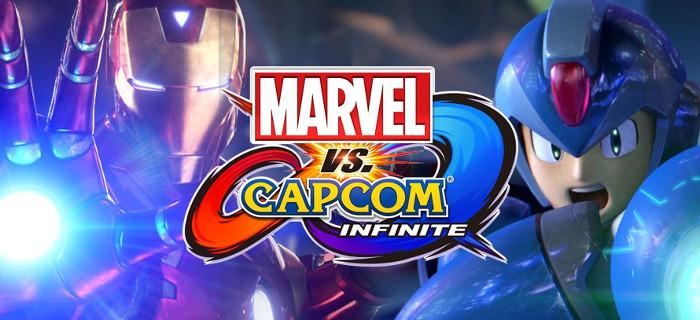 E3 - Marvel vs. Capcom Infinite