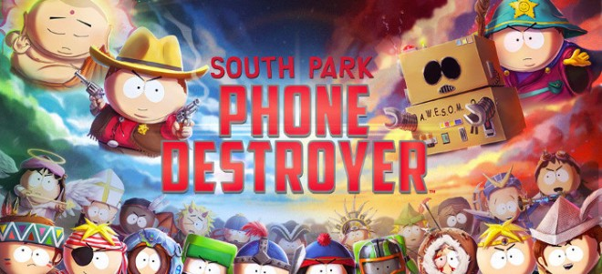 E3 - South Park: Phone Destroyer