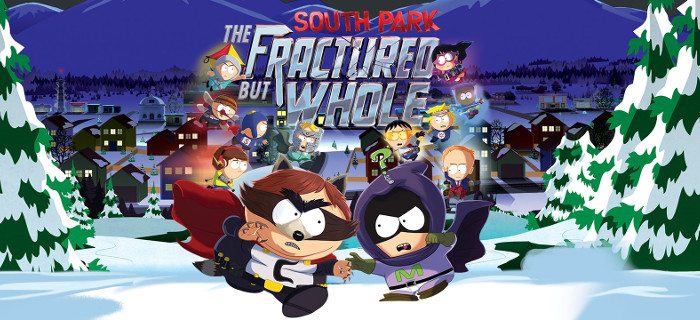 E3 - South Park: The Fractured but Whole