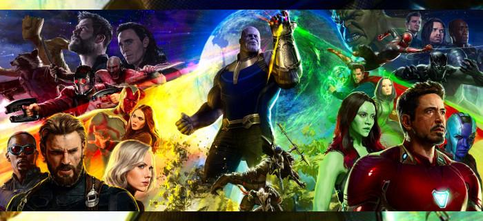 SDCC - Infinity War