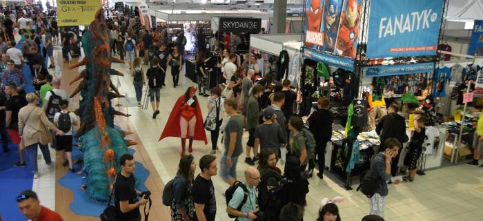 Czerwiec 2017 - Warsaw Comic Con