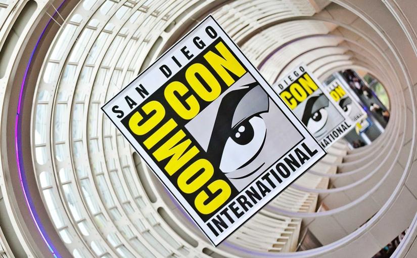 Moje podsumowanie San Diego Comic-Con 2017. Na toczekam!
