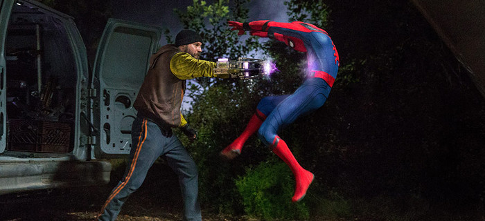 Spider-Man: Homecoming - Wrogowie