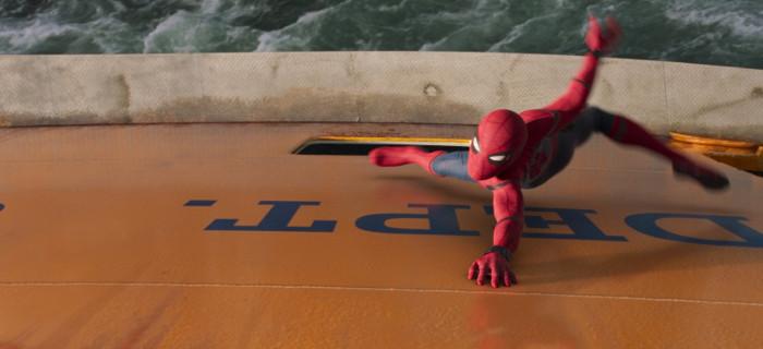Spider-Man: Homecoming - Akcja