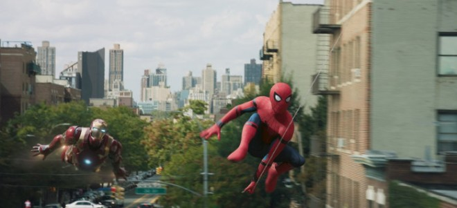 Spider-Man: Homecoming - Iron Man
