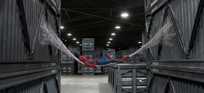 Spider-Man: Homecoming - Sieć