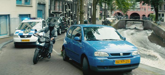 Bodyguard Zawodowiec - Motor