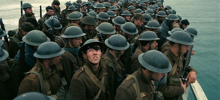 Dunkierka - Żołnierze