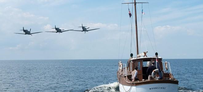Dunkierka - Morze i powietrze
