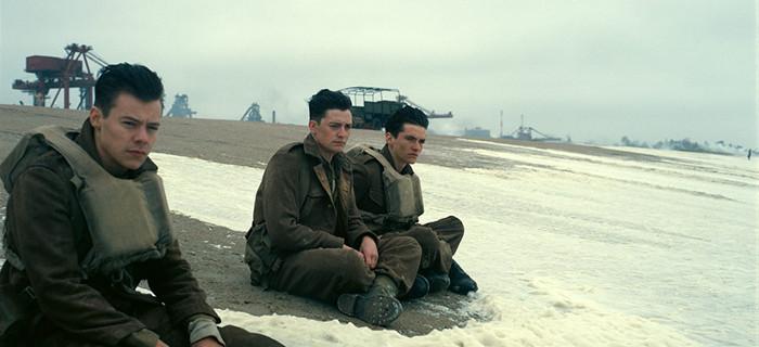 Dunkierka - Młodzi żołnierze