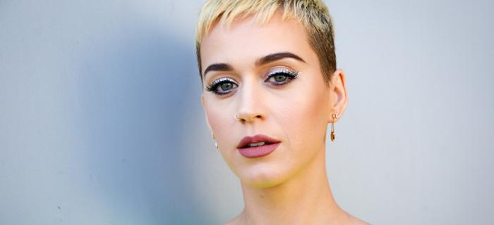 Sierpień 2017 - Katy Perry