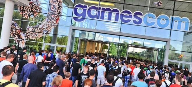 Sierpień 2017 - Gamescom 2017
