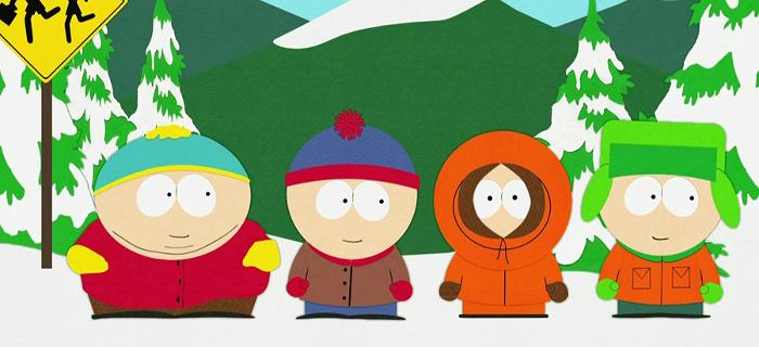 Seriale na jesień - South Park