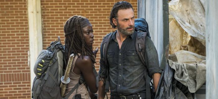 Seriale na jesień - The Walking Dead