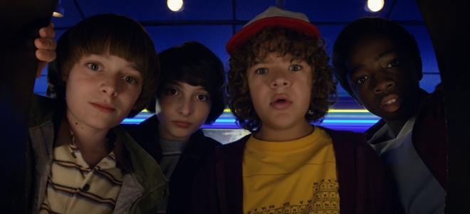 Seriale na jesień - Stranger Things