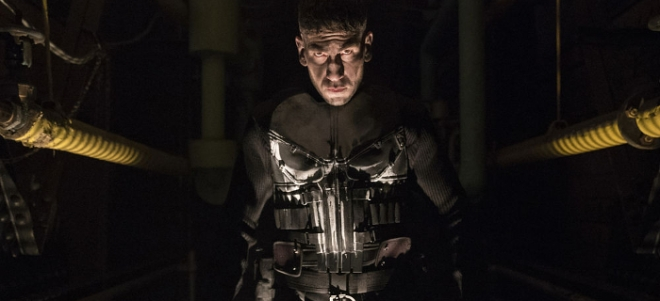 Seriale na jesień - The Punisher