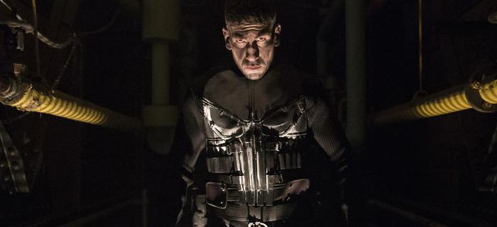 Seriale na jesień - The Punisher