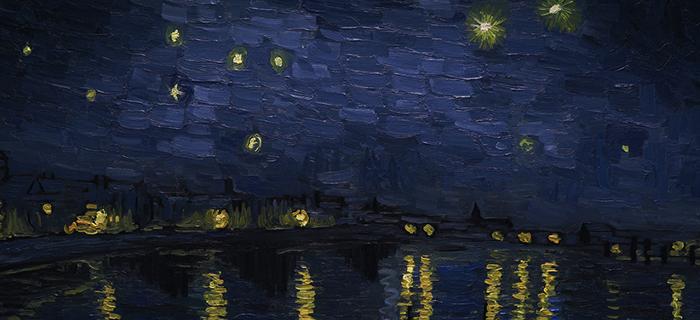 Twój Vincent - Obrazy