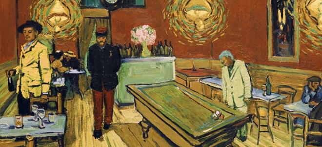 Twój Vincent - Animacja
