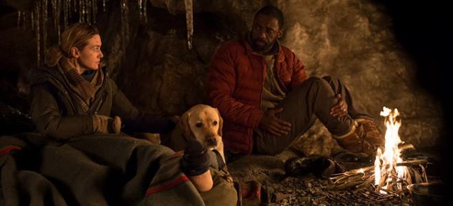 Pomiędzy nami góry - Pies