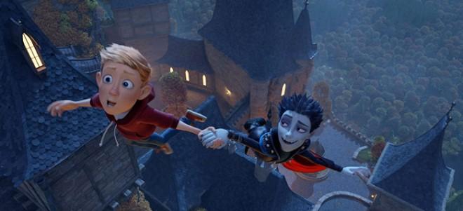 Halloween w kinie - Między nami wampirami