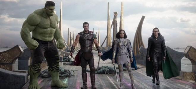 Thor: Ragnarok - Revengers