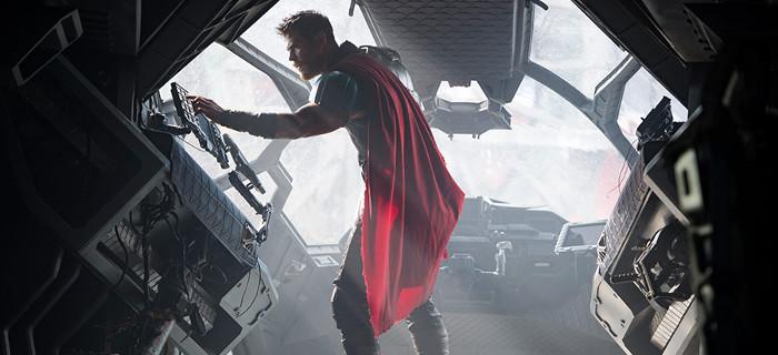 Thor: Ragnarok - Statek