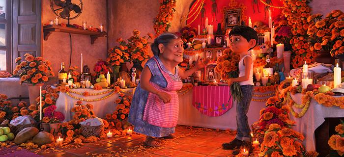 Coco - Dzień zmarłych
