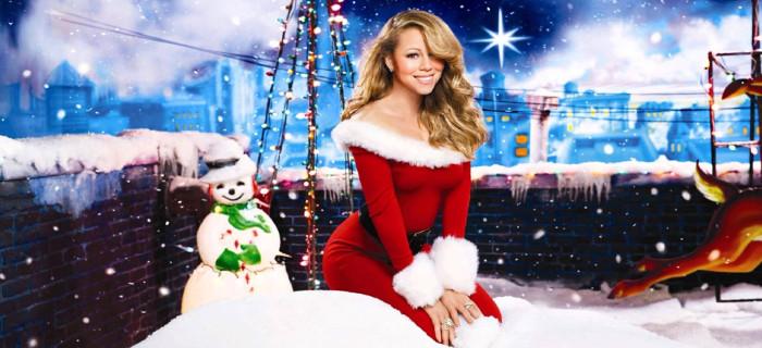 Świąteczne albumy - Mariah Carey