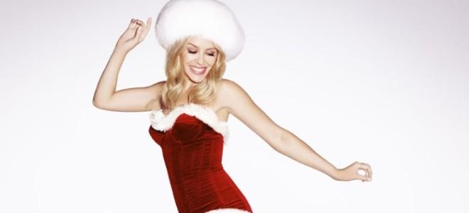 Świąteczne albumy - Kylie Minogue
