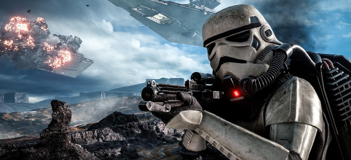 Listopad 2017 - Battlefront 2