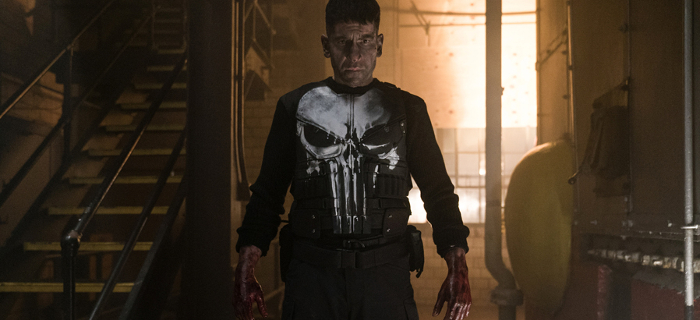 Listopad 2017 - The Punisher
