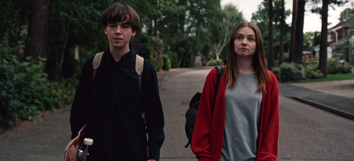 The End of the F***ing World - Bohaterowie