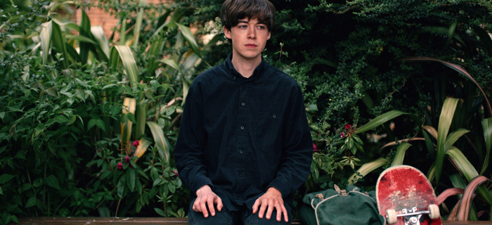 The End of the F***ing World - James