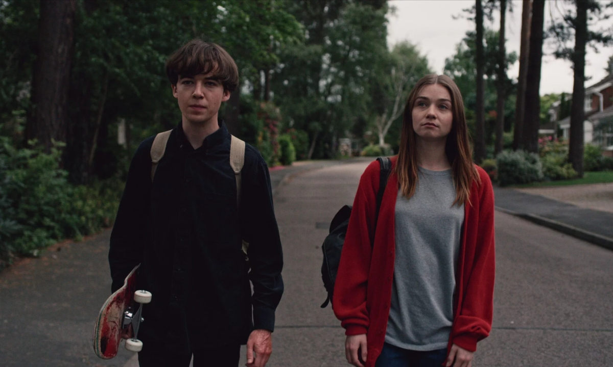 """The End of the F***ing World"" - Niecodzienna historia osobliwych samotników"