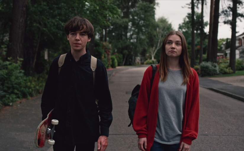 """The End of the F***ing World"" – Niecodzienna historia osobliwych samotników"