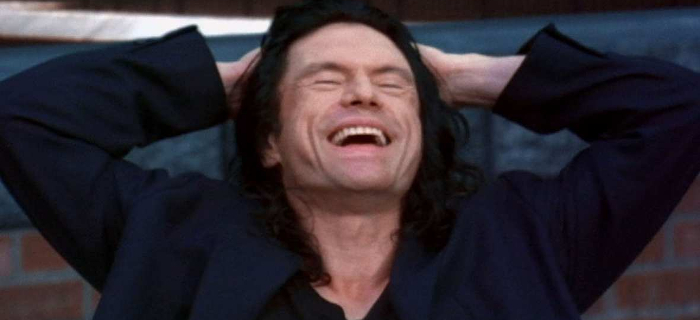 Disaster Artist - The Room