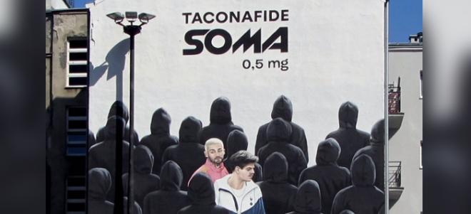 Taconafide - Mural