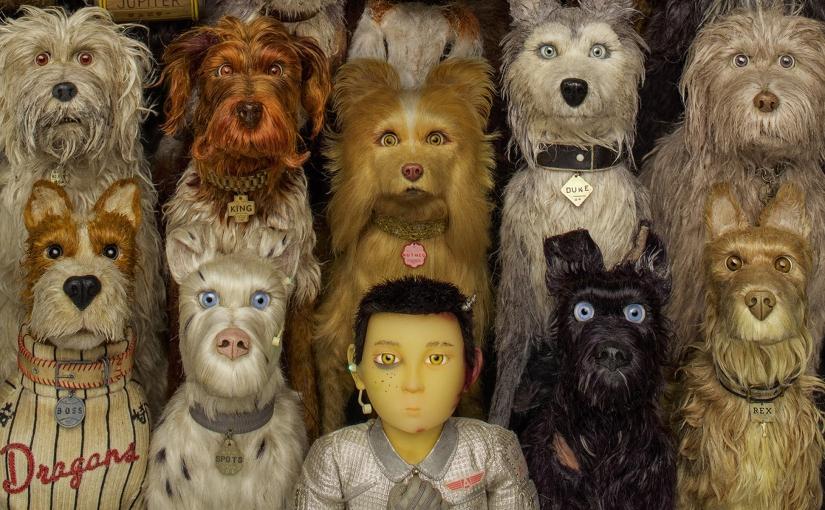 """""""Wyspa psów"""" – Naturalistyczny obraz więzi człowieka zpsem"""