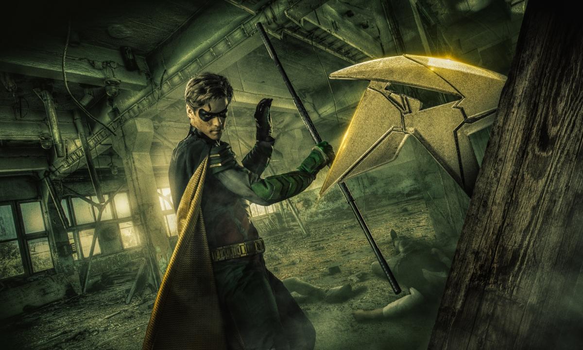 """""""Titans"""" - Nie oceniaj superbohaterów po okładce"""